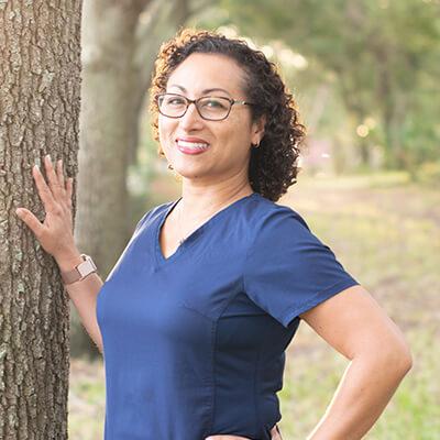 Elly, a dental hygienist at Darryl A. Field, DDS